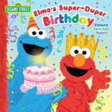 Omslag - Elmo's Super-Duper Birthday