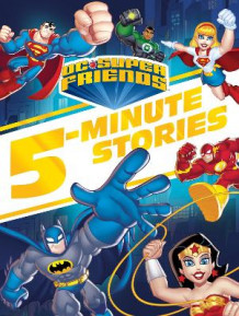 DC Super Friends 5-Minute Story Collection av Random House (Innbundet)