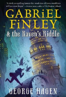 Gabriel Finley And The Raven's Riddle av George Hagen (Heftet)