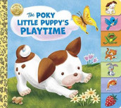 The Poky Little Puppy's Playtime av Golden Books (Innbundet)