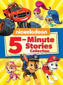 Nickelodeon 5-Minute Stories Collection (Nickelodeon) av Mary Tillworth (Innbundet)
