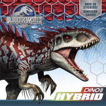 Dino Hybrid (Jurassic World) av Billy Wrecks (Heftet)