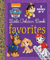 Paw Patrol Little Golden Book Favorites av Golden Books (Innbundet)