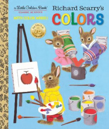Richard Scarry's Colors av Kathleen N. Daly og Richard Scarry (Innbundet)