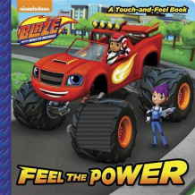 Feel the Power (Blaze and the Monster Machines) av Random House (Pappbok)