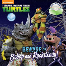 Beware of Bebop and Rocksteady! av Pat Spaziante (Heftet)