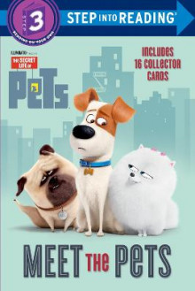 Meet the Pets (Secret Life of Pets) av Mary Man-Kong (Heftet)