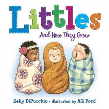 Littles: And How They Grow av Kelly DiPucchio (Innbundet)