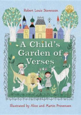 Omslag - Robert Louis Stevenson's a Child's Garden of Verses