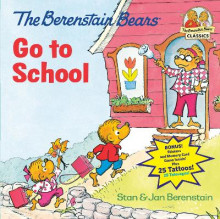 Berenstain Bears Go to School av Stan Berenstain og Jan Berenstain (Heftet)