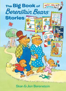 The Big Book of Berenstain Bears Stories av Stan Berenstain (Innbundet)