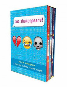 OMG Shakespeare Boxed Set av William Shakespeare og Courtney Carbone (Innbundet)