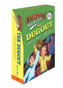 Ballpark Mysteries: The Dugout Boxed Set (Books 1-4) av David A Kelly (Heftet)