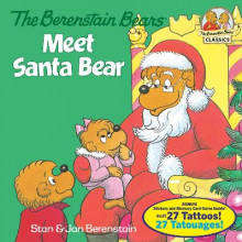 The Berenstain Bears Meet Santa Bear (Deluxe Edition) av Stan Berenstain og Jan Berenstain (Heftet)