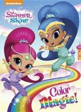 Omslag - Color Magic! (Shimmer and Shine)