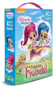 Fabulous Friends! (Shimmer and Shine) av Random House (Pappbok)