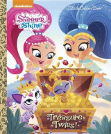 Omslag - Treasure Twins! (Shimmer and Shine)