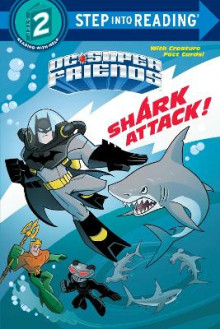 Shark Attack! (DC Super Friends) av Billy Wrecks (Heftet)