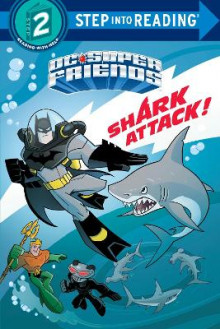 Shark Attack! (DC Super Friends) av Billy Wrecks (Innbundet)