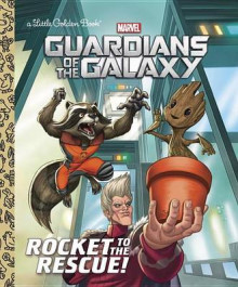 Rocket to the Rescue! (Marvel: Guardians of the Galaxy) av John Sazaklis (Innbundet)