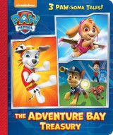 Omslag - The Adventure Bay Treasury (Paw Patrol)