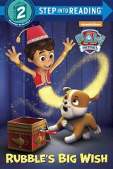 Omslag - Rubble's Big Wish (Paw Patrol)