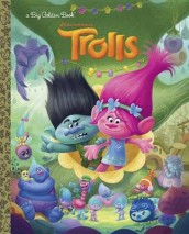 Trolls Big Golden Book (DreamWorks Trolls) av Golden Books (Innbundet)