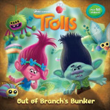 Omslag - Out of Branch's Bunker (DreamWorks Trolls)