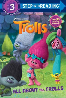 All about the Trolls (DreamWorks Trolls) av Kristen L Depken (Heftet)