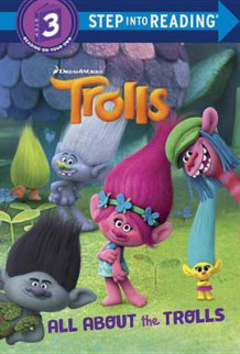 All about the Trolls (DreamWorks Trolls) av Kristen L Depken (Innbundet)