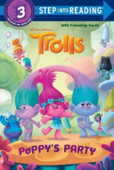 Omslag - Poppy's Party (DreamWorks Trolls)