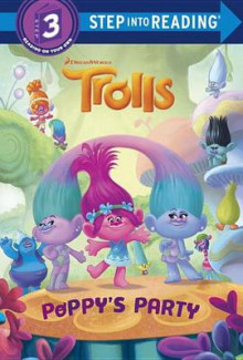 Poppy's Party (DreamWorks Trolls) av Frank Berrios (Innbundet)