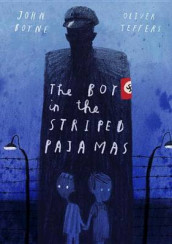 The Boy in the Striped Pajamas (Deluxe Illustrated Edition) av John Boyne (Innbundet)