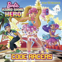 Code Racers (Barbie Video Game Hero) av Mary Man-Kong (Heftet)