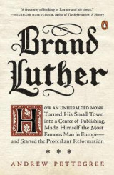 Omslag - Brand Luther