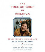 Omslag - The French Chef in America
