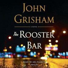The Rooster Bar av John Grisham (Lydbok-CD)