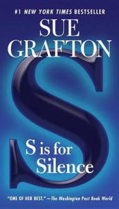 S Is For Silence av Sue Grafton (Heftet)
