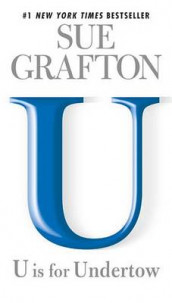 U Is For Undertow av Sue Grafton (Heftet)