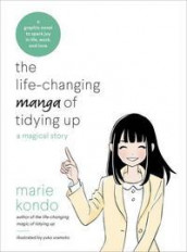 The Life-Changing Manga of Tidying Up av Marie Kondo (Heftet)