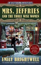 Omslag - Mrs. Jeffries and the Three Wise Women