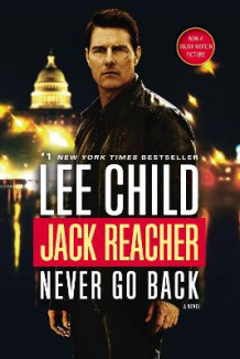 Jack Reacher: Never Go Back av Lee Child (Heftet)