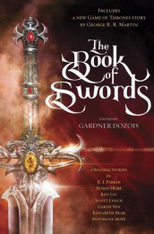 The Book of Swords av Robin Hobb, Scott Lynch, George R R Martin og Garth Nix (Innbundet)