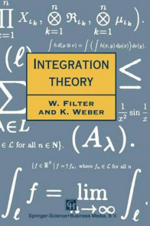Integration Theory av Wolfgang Filter og Karl Weber (Innbundet)