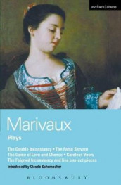 Marivaux Plays: Double Inconstancy; False Servant; Game of Love and Chance; Careless Vows; Feigned Inconstancy av Pierre Carlet De Chamblain De Marivaux (Heftet)