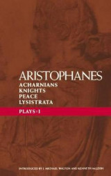 Omslag - Aristophanes Plays: