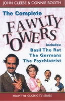 Complete Fawlty Towers av Connie Booth og John Cleese (Heftet)