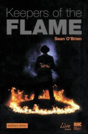 Keepers of the Flame av Sean O'Brien (Heftet)