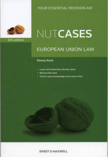 Nutcases European Union Law av Penelope Kent (Heftet)