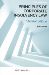 Principles of Corporate Insolvency Law av Professor Sir Roy Goode (Heftet)